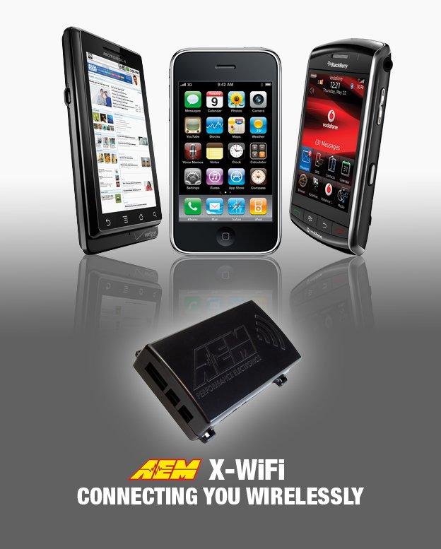 AEM X-Wifi