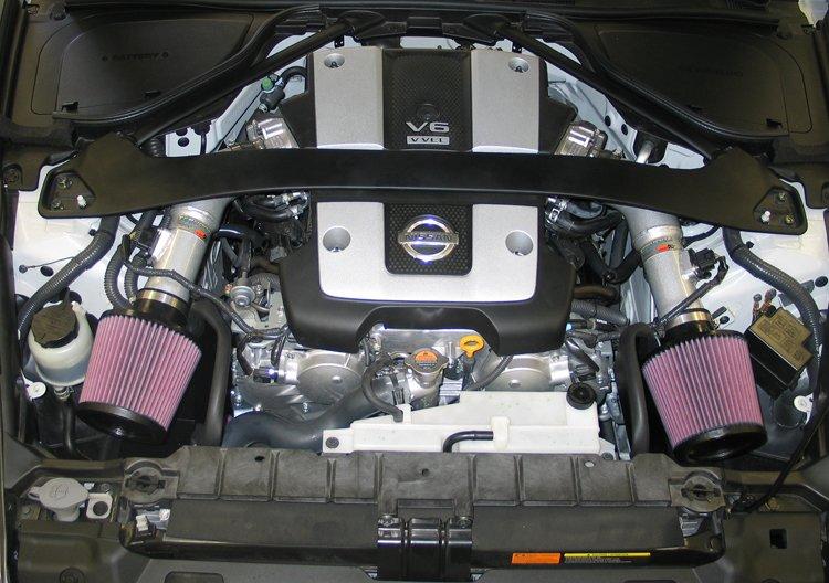 VQ37 K&N Filter