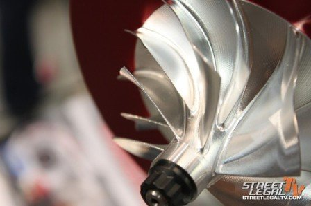 Turbonetics Forged Billet Compressor Wheel